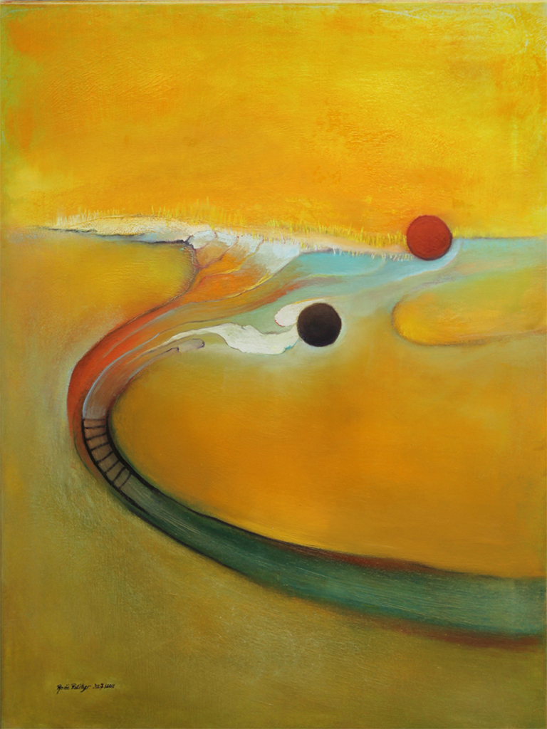 BALANCE-oil on c.80X60cm-2011.jpg